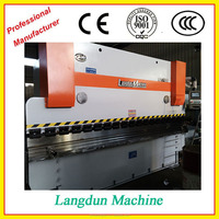 simple and convenient operation steel hydraulic bending machine