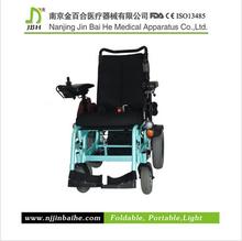 black color power free sale certification wheel chair joystick with carton image