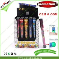 Ocitytimes 2015 design New disposable e cigarette, no leaking atomzier square disposable electronic cigarette