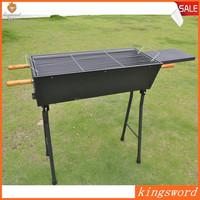 New Design Balcony European Metal Barbecue Grill