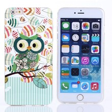 Hot Selling IMD Glitter Mobile Phone Case Made Of TPU cell phone Case for iPhone 6 plus