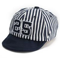 New Arrival Lovely Baby Boys & Girls Stripes Casquette Baseball Hat Flat Visor Snapback Adjustable Caps For7-24 Months Baby