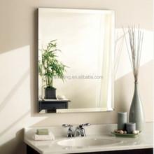The fashion simple frameless bathroom mirror decoration mirror