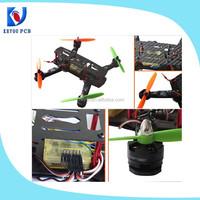 Four Axis Aircraft Kit, QAV250 quadcopter frame + 1806 motor + SimonK12A ESC + CC3D flight control system