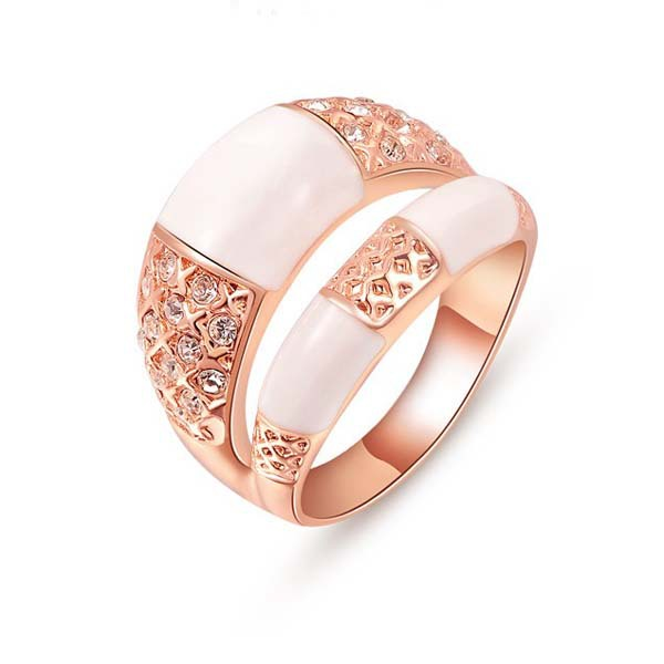 Wholesale Diamond Ring For Women Gold Cheap Wedding Ring