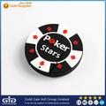 Ggit hochwertige wasserdicht 8gb pvc-poker sterne usb-stick