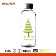 500ml/600ml/1000ml BPA Free Tritan Water Bottle