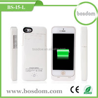 2200mah 3 in 1 external battery charger case for iphone 5 5c 5s