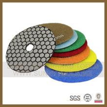 Fexible Diamond Polishing Pad for grante marble polishing