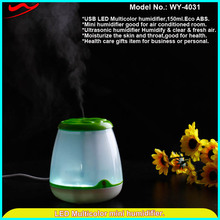 Colorful Mini humidifier /2015 new ultrasonic personal aroma lamp diffuser electric fragrance diffuser