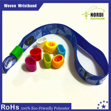 Manufacturer product christmas promotion gift festival woven wristband