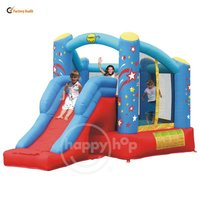 2013 Inflatable Combo and Slide-9136 Happy Hop Bouncer Inflatable for Kids