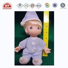 ICTI certificated factory custom plastic 3inch angel doll