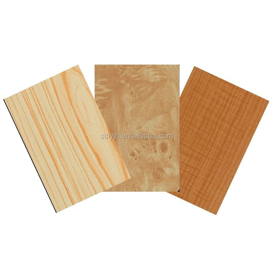 Fireproof Steel Wall Panels : Fireproof wooden drawing aluminum composite panel acp