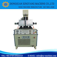 Boot forming shoe making machine