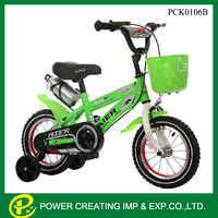 2015 New Model green environmental protection kids bicycle