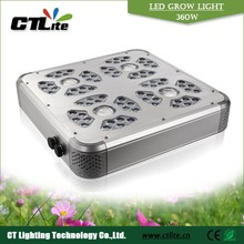 Best Selling Ebay Products Full Spectrum 360W LED Plant Light For Indoor Plants