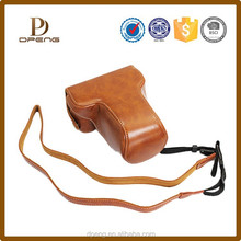 oem leather camera case for canon s110