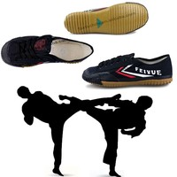 Chinese traditional feiyue martial art shoes shoes for women