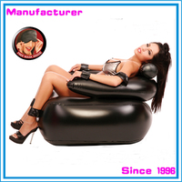 Manufacturer inflatable Adult sex bondage furniture chair sex toy
