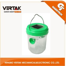 Creditable partner easy working solar powered insect trap