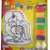 Diy product,Mosaic art paint set