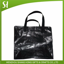 Hottest recycled pp woven shopping bag laminated pp woven tote bag shopping bag