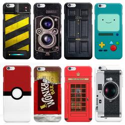 Retro Classic Camera Style Funny Videotape Camera Case Customized Cover for iPhone 6s 6 Plus