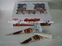 hot sale and new item umbrella crispy chocolate stick