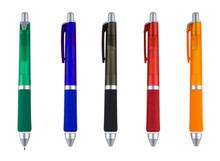 Big jumbo promotional ball pen with trangle shape