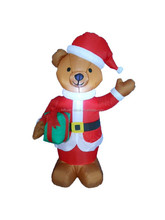 2015 New product 120cm Christmas small Inflatable bear