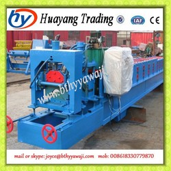 Crest Tile Ridge Cap Roll Forming Machine/312 New Type Ridge Tile Roll Forming Machine