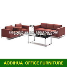 New Design Modern Office Sofa/ small office sofa/latest sofa designs AD-834