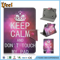 7 Inch Carton Tablet PC Case Do not touch my pad