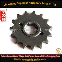 transmission chain for NX 400 FALCON 15T drive sprocket