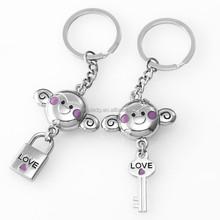 Lovely Souvenir Metal Keychain