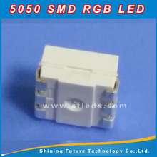 Used for outdoor display 0.2watt SMD LED chip 5050 RGB