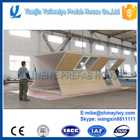Folding Container House used for Emergency Shelter