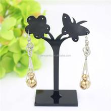 wholesales red bead charm earrings,Stereo pendant earrings,2015 yiwu latest design of pearl bead earrings ,ladies earrings