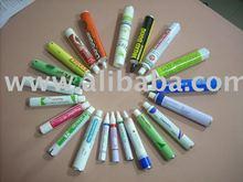 Aluminum collapsible tubes& aluminum rigid cans
