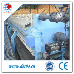 Low cost oil filter press