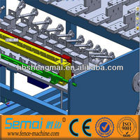 SEMAI New Design high tensile sheep wire mesh fence making machine