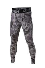 hotsale personalizzato spandex compressione CrossFit leggings collant per uomini