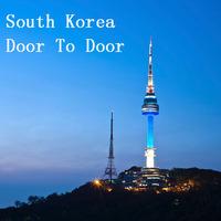 South Korea door to door forwarding service from China to South Korea
