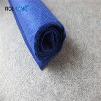 breathable water dissolving embroidery nonwoven fabric