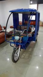 Luke 3 Wheel Adults Electric Taxi Tricycle with Passenger Seat