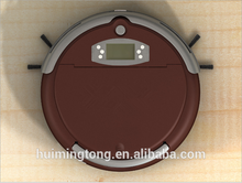5in1 mini de alta calidad de vacío robot limpiador 750/mando a distancia limpiador/limpiador para pisos/bola de polvo del robot