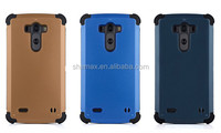 Mobile Phone Accessories TPU PC Case For LG G3