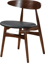 modern solid wood cafe chair designed by Hans J.Wegner