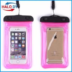 Waterproof cell phone bag, cellphone waterproof bag, bag waterproof for all most mobile phone case